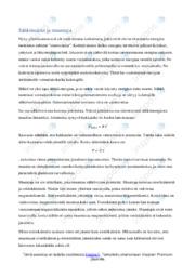 Sähkönsiirto ja muuntaja   Essee   Arvosana 9