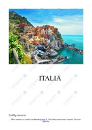 Italia   Essee   Arvosana 10