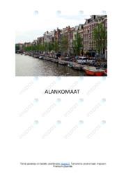 Alankomaat   Tutkimus  Arvosana 8