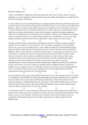 Ihmisten sidonnaisuus | Essee | Arvosana 7