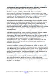 Eksistentialismi ja essentialismi | Essee| Arvosana 10