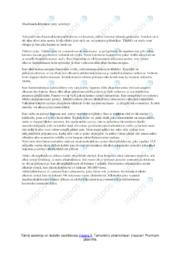 Maailmankaikkeuden synty ja kehitys | Essee | Arvosana 7