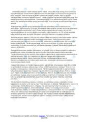Atomin ytimen hajoaminen ja säteily |Essee | Arvosana 9