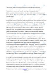 Tietokoneet ja ihmisen toimintaympäristö | Essee | Arvosana 9