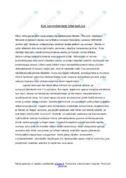 Museoraportti |Raportti | Arvosana 10