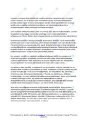 Lakien säätäminen EUssa | Essee | Arvosana 9