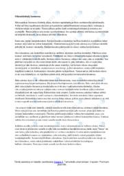 Oikeuskäsittely Suomessa | Essee | Arvosana 9