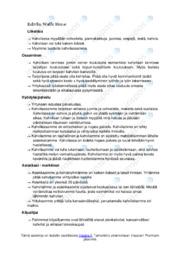 Oma yritys | Projekti | Arvosana 9