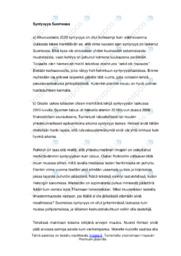 Koronan talousvaikutukset | Essee | arvosana 10