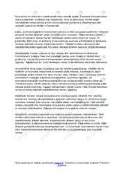 Koronavirus ja maailmantalous | Essee | Arvosana 10