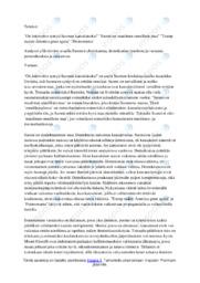 Suomalainen yhteiskunta | Essee | Arvosana 10